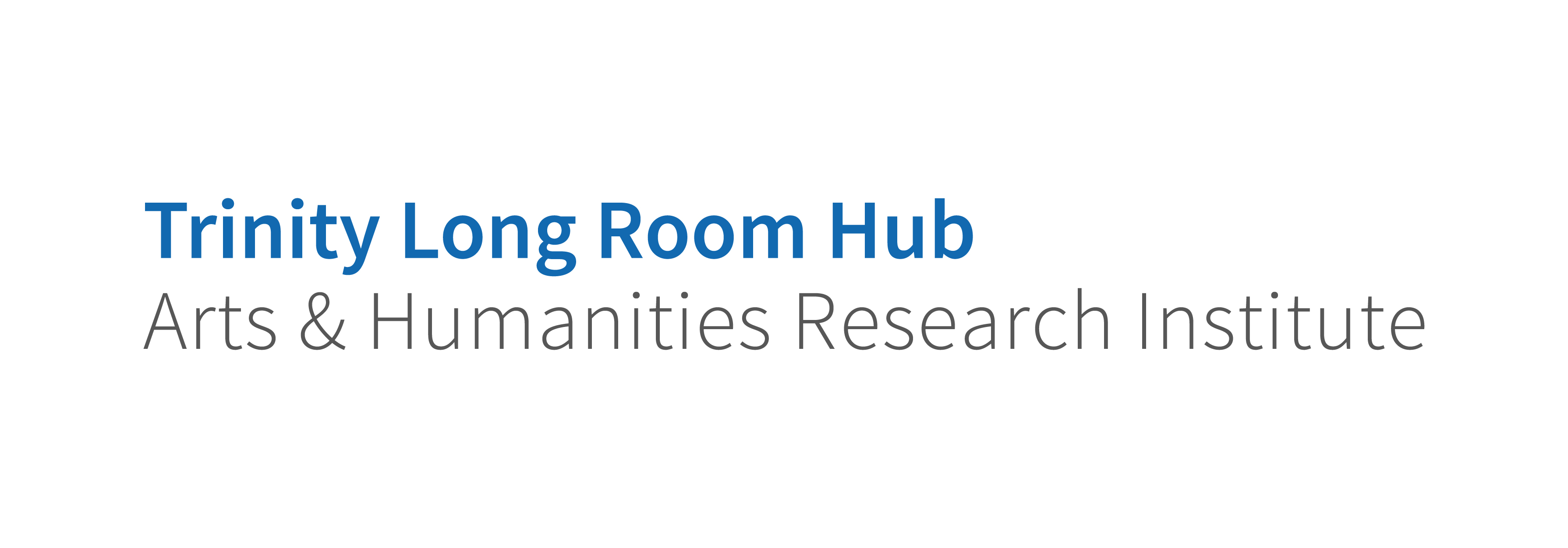 Trinity Long Room Hub logo