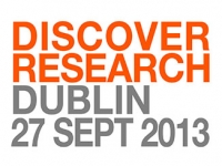 discover research dublin logo