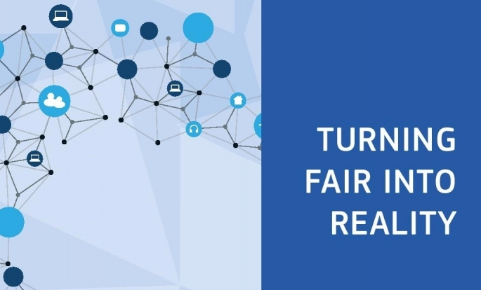 Turning FAIR into Reality report cover page